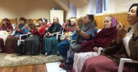 Санга золотой поры: встреча для вайшнавов почтенного возраста