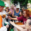 Их желание удовлетворить Прабхупаду спасает жизни