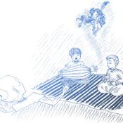 ЧТО ЧУВСТВУЕТ ЧЕЛОВЕК НА ПОРОГЕ СМЕРТИ?