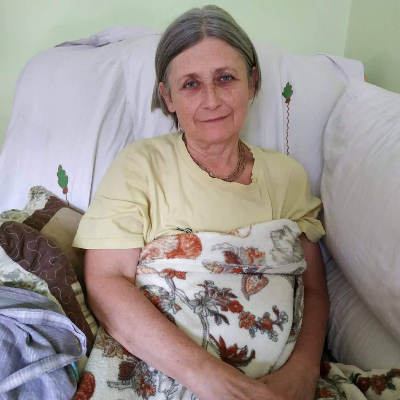 Помощь для матаджи Хемы Гатри