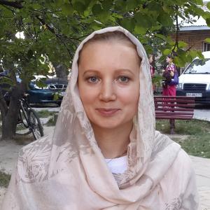 Рисунок профиля (Юлия Галушина)