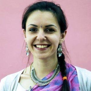 Рисунок профиля (Мария Шуляковская)