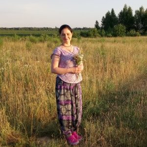 Рисунок профиля (Natalya-Balyikshova)