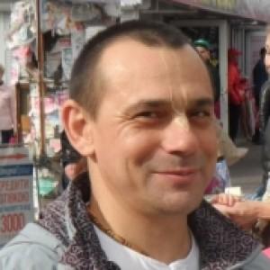 Рисунок профиля (Виктор Аникеев)