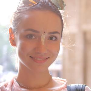 Рисунок профиля (Катя Смирнова)