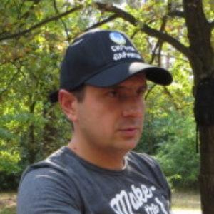 Рисунок профиля (Аркадий Качановский)
