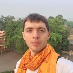 Рисунок профиля (Владислав Фалеев)